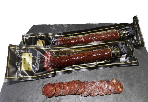 Chorizo Vela envasado