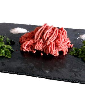 Carne picada de ternera